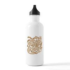 monkey112dark.png Water Bottle