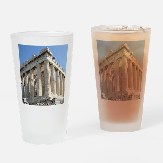 PARTHENON Drinking Glass