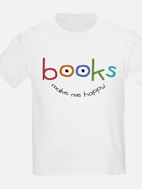 Cute Book T-Shirt