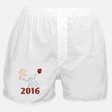 monkey133light.png Boxer Shorts