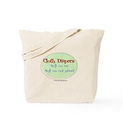 CD Soft on me Tote Bag