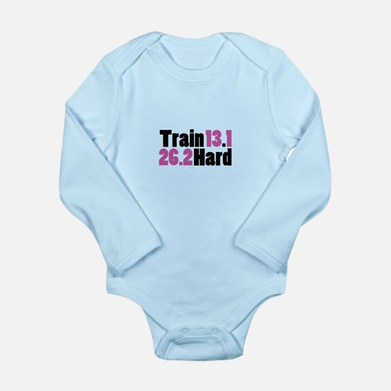 Train Hard 13.1 26.2 Body Suit