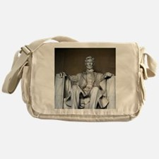 LINCOLN MEMORIAL Messenger Bag