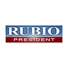 Marco Rubio for President Car Magnet 10 x 3