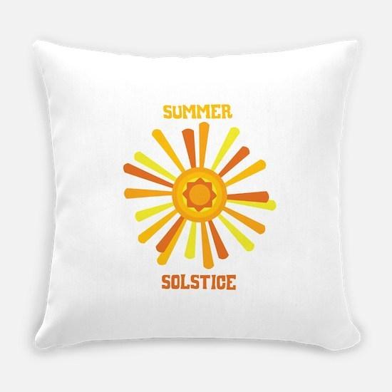 Summer Solstice Everyday Pillow