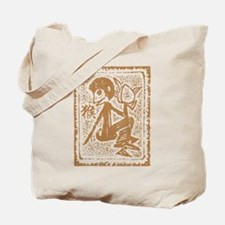 monkey116dark.png Tote Bag