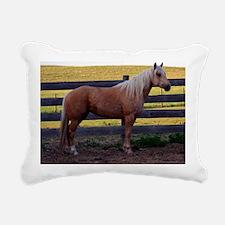 Unique Palomino Rectangular Canvas Pillow