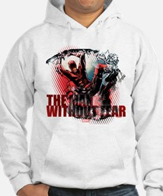 Daredevil Man Without Fear Hoodie