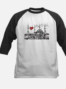 I love Istanbul Baseball Jersey