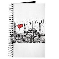 I love Istanbul Journal