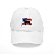 American Giant Schnauzer Baseball Cap