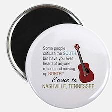 Come to Nashville-01 Magnet