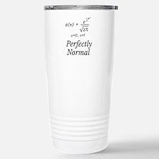 Cool Normal distribution Travel Mug