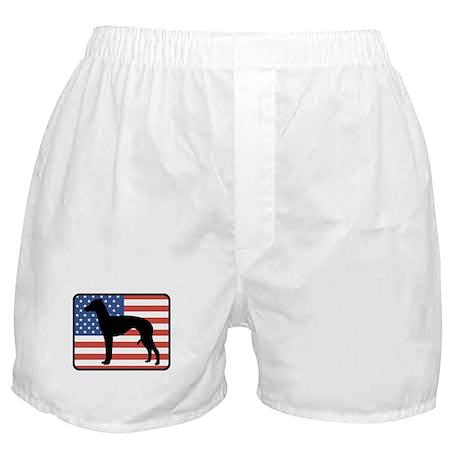 American Italian Greyhound Boxer Shorts