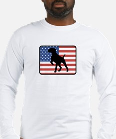 American German Shorthaired P Long Sleeve T-Shirt