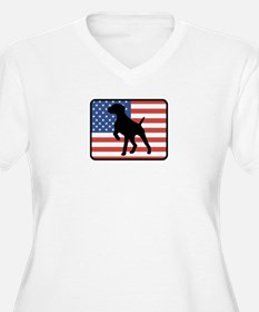 American German Shorthaired P T-Shirt