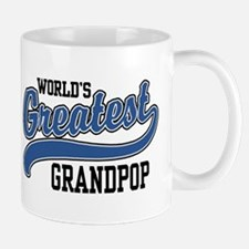 World's Greatest Grandpop Mug
