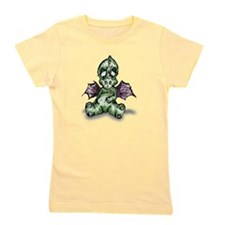 Unique Kids dragon Girl's Tee