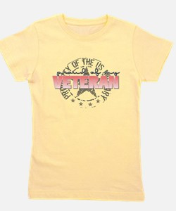 Cool Army soldier love Girl's Tee