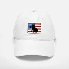 American French Bulldog Baseball Baseball Cap
