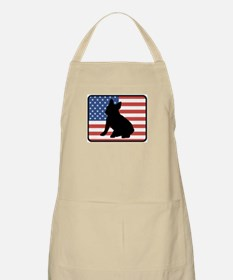 American French Bulldog BBQ Apron