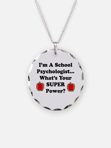 School Psychologist Necklace