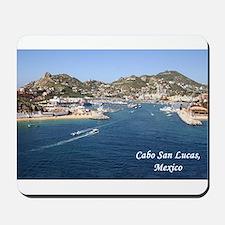 Cabo San Lucas Mousepad