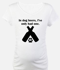 In Dog Beers Shirt