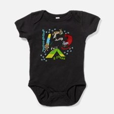 Cool Sports lovers Baby Bodysuit