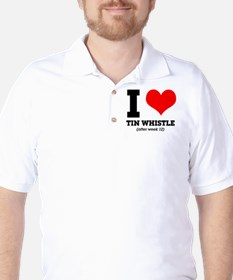 I love tin whistle (after week 12) T-Shirt