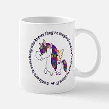 Unicorns Are Magical Mug
