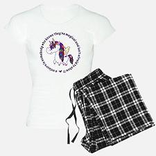 Unicorns Are Magical Pajamas