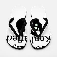 Totally Koalafied Flip Flops