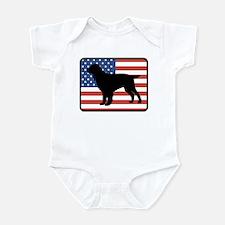 American Field Spaniel Infant Bodysuit