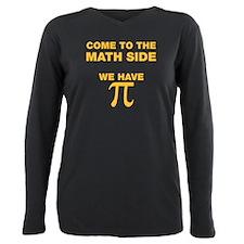 Cute Geek humor Plus Size Long Sleeve Tee
