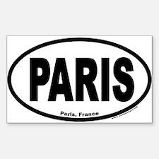 Cute Paris Decal