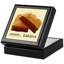 mmm... Baklava Keepsake Box