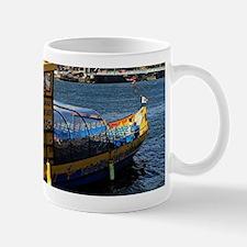 Rabelo boat, Porto, Portugal Mugs