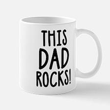 This Dad Rocks! Mugs