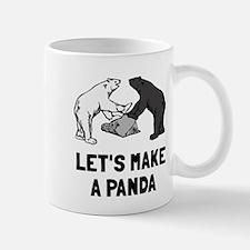 Let's make a panda Mug