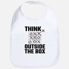 Think Outside The Box Bib