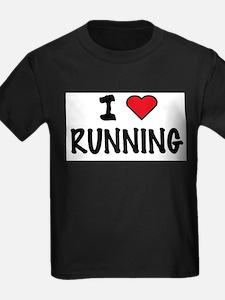 Running T