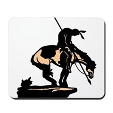 End Of Trail New Version Mousepad