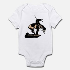 End Of Trail New Version Infant Bodysuit