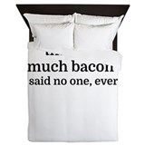 Bacon Duvet Covers