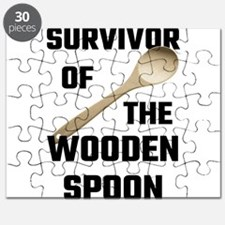 Survivor Of The Wooden Spoon Puzzle
