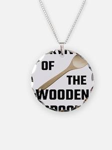 Survivor Of The Wooden Spoon Necklace