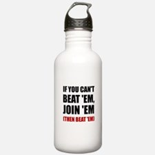 Beat Em Water Bottle