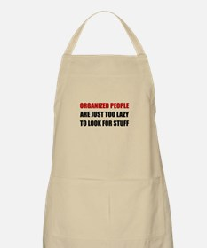 Organized People Apron