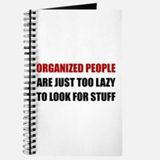 Organized People Journal